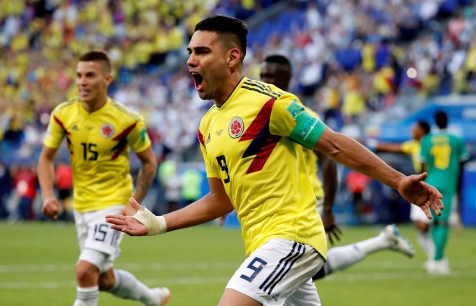 Resultado de imagen para colombia rusia 2018