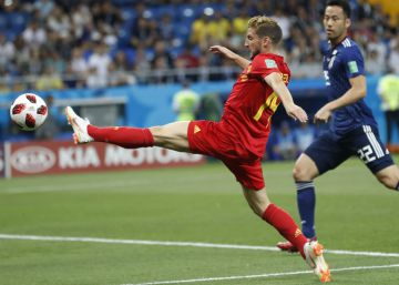 Dries Mertens, el incomprendido de Bélgica