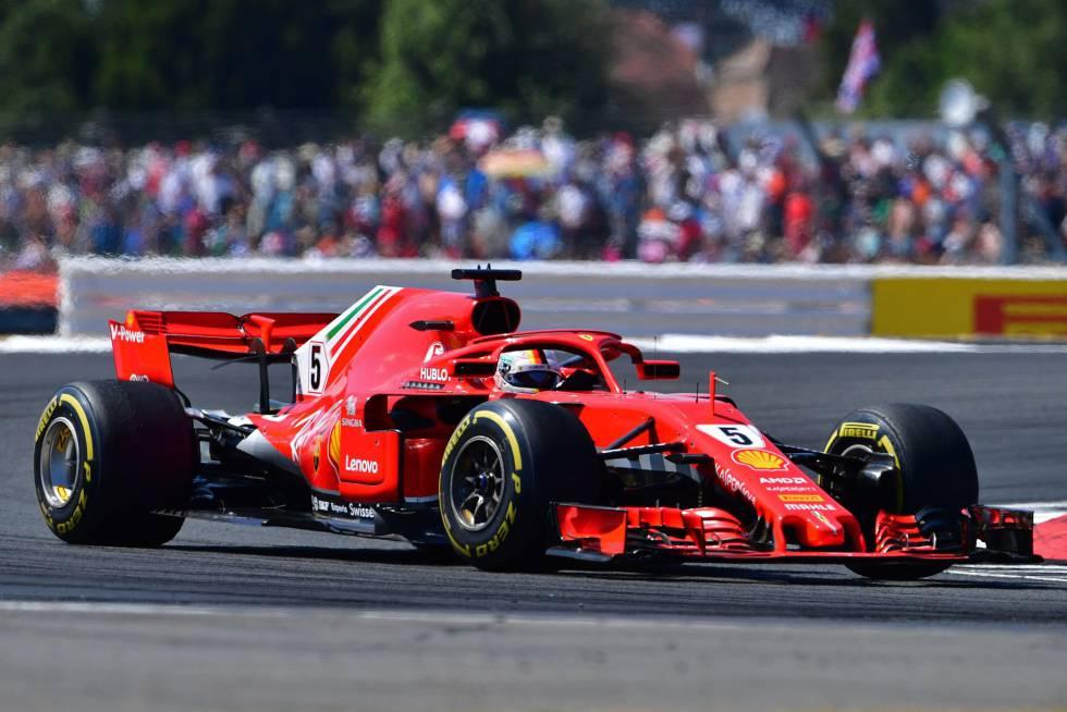 gp gran bretaña F1