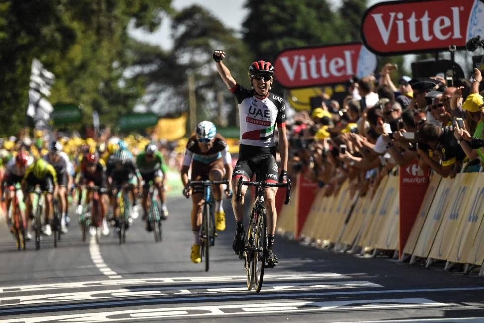 Resultat d'imatges de sexta etapa tour de francia 2018