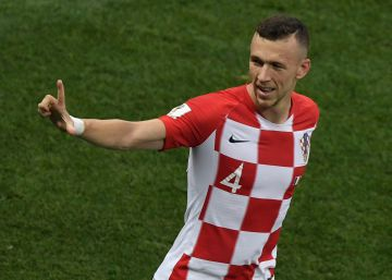La rebeldía de Perisic