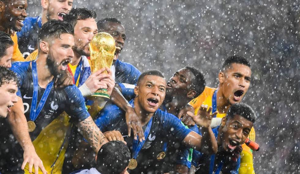 Mundial de futbol 2018 final