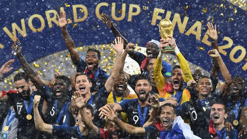 Así hemos contado las últimas noticias del Mundial de Fútbol en directo  a009ea2e285