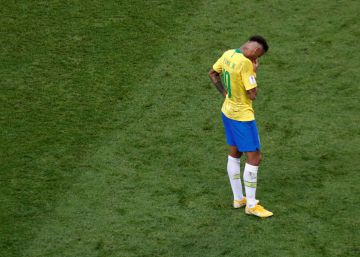 Neymar enrola o Real Madrid