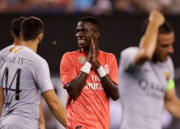 El plan del Real Madrid con Vinicius