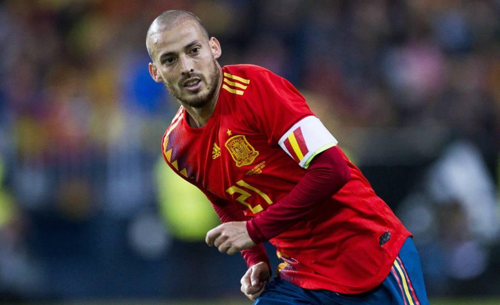 f6aab19199fcb David Silva se aposenta da seleção espanhola e encerra era do 'tiki ...