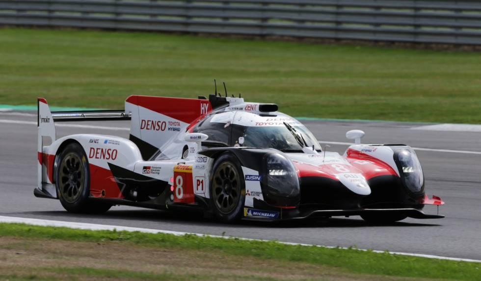 Fernando Alonso, descalificado tras ganar las 6 Horas de Silverstone
