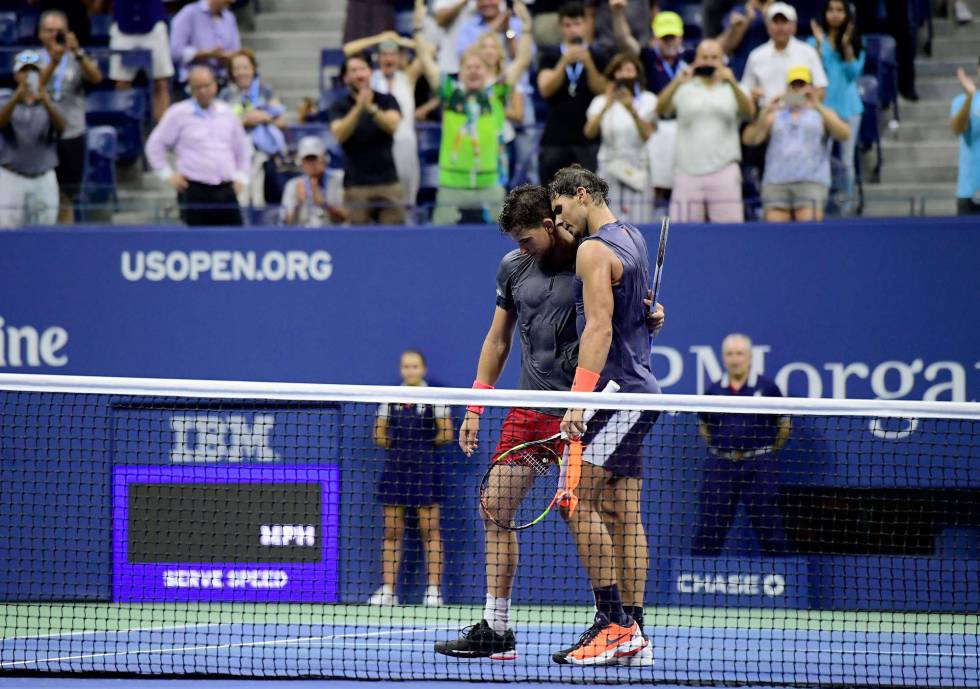 Nadal Thiem US Open