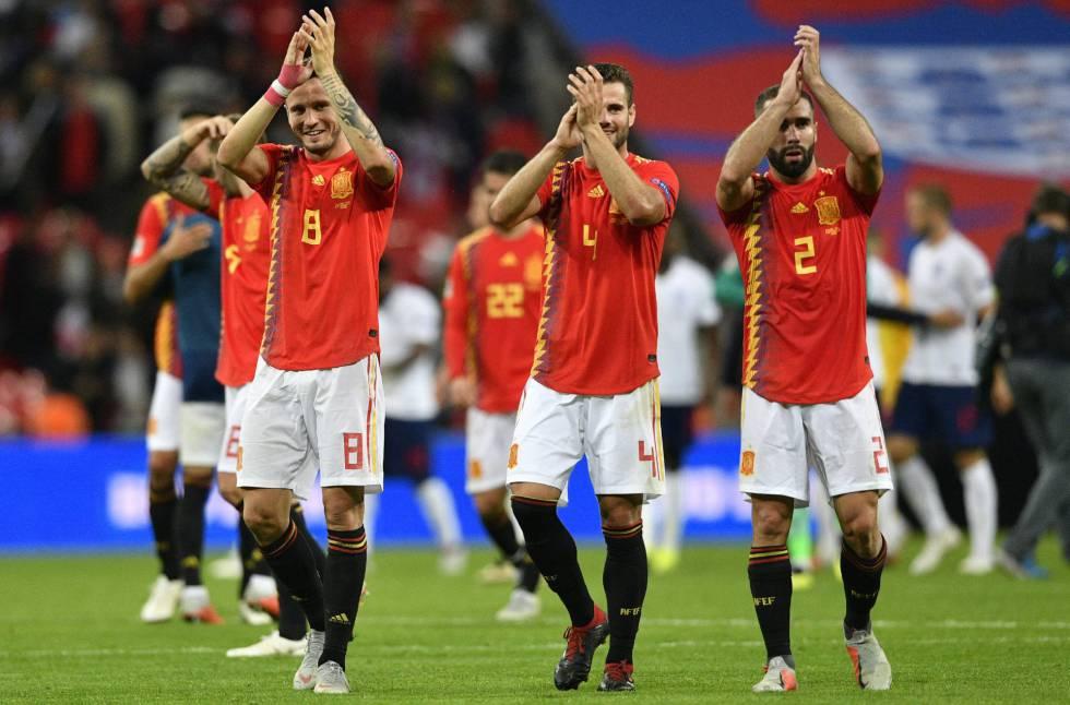 España - Croacia en la UEFA Nations League: horario y dónde
