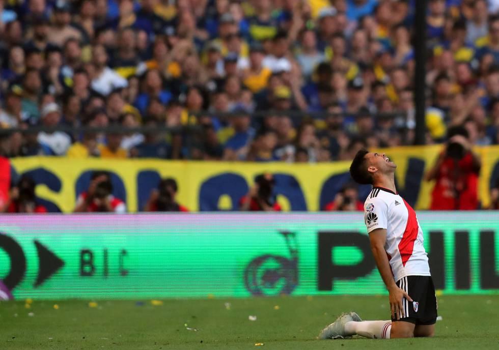 Superliga argentina  River se queda con el superclásico contra Boca ... 4d62003c0555b