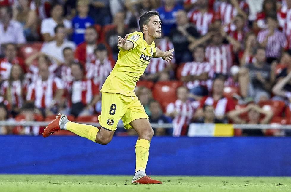 3a92352909dc Athletic - Villarreal: Fornals, el golazo y el regate de la jornada ...