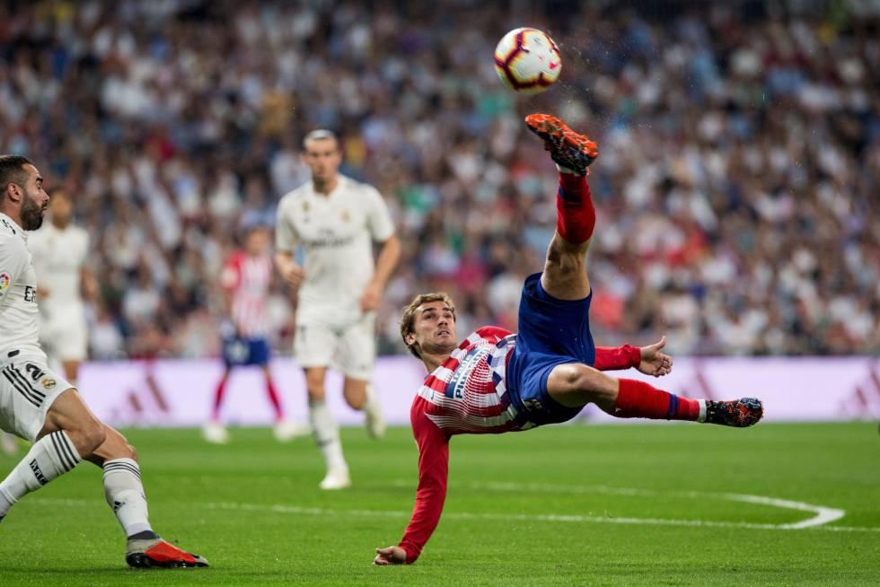 88f511148 Real Madrid y Atlético empatan sin goles en el derbi