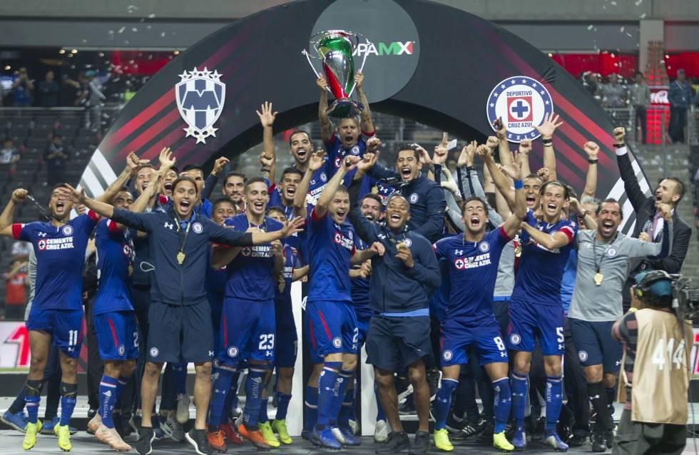 Resultado de imagen para Monterrey 0 cruz azul 2