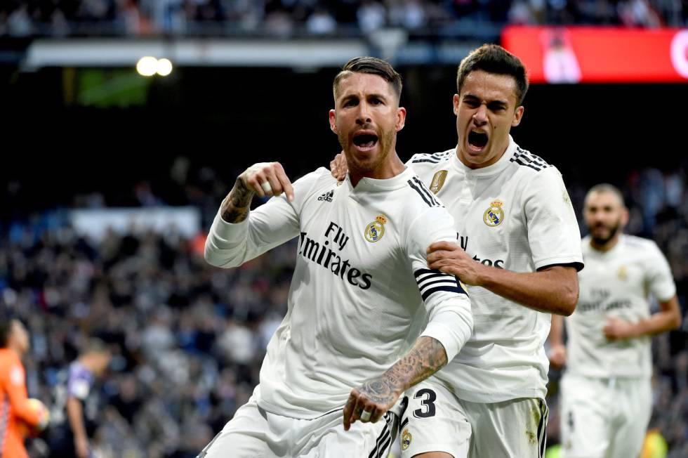 """Real Madrid - Valladolid  Sergio Ramos  """"Me enorgullece que me ... bdc3bcb2e0310"""