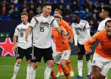 0c82db58e3ff6 Holanda desmonta sobre la hora a Alemania y llega a la Final a cuatro