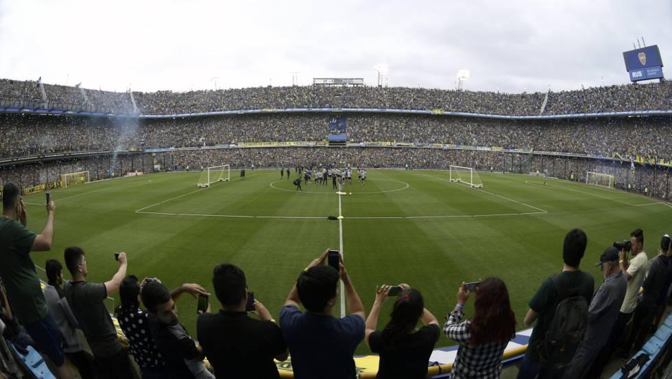 Resultado de imagem para River Plate e Boca Juniors