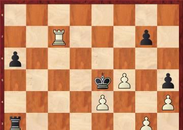 Análisis 1ª partida: Caruana no aguanta la presión