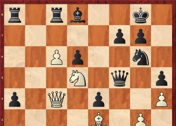 Análisis 2ª partida: Carlsen castiga el ansia de Caruana