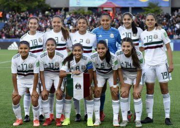 945530edc El mérito de México en el Mundial femenino sub 17