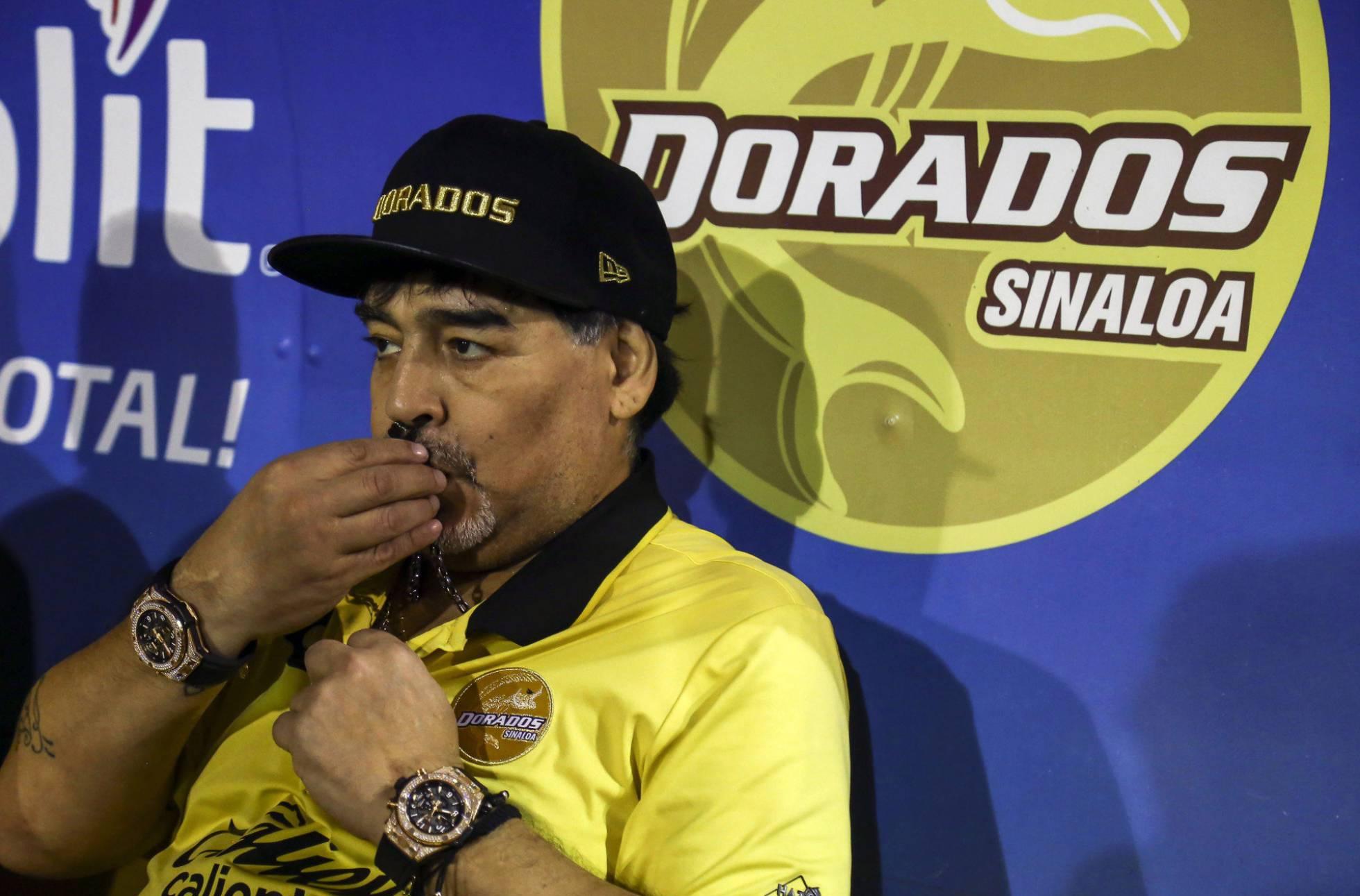 El Atleti mexicano frustra el primer intento de ascenso de Maradona