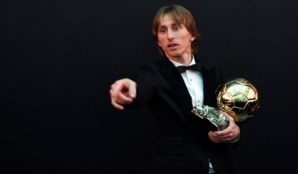 Luka Modric criticó duramente a Diego Simeone