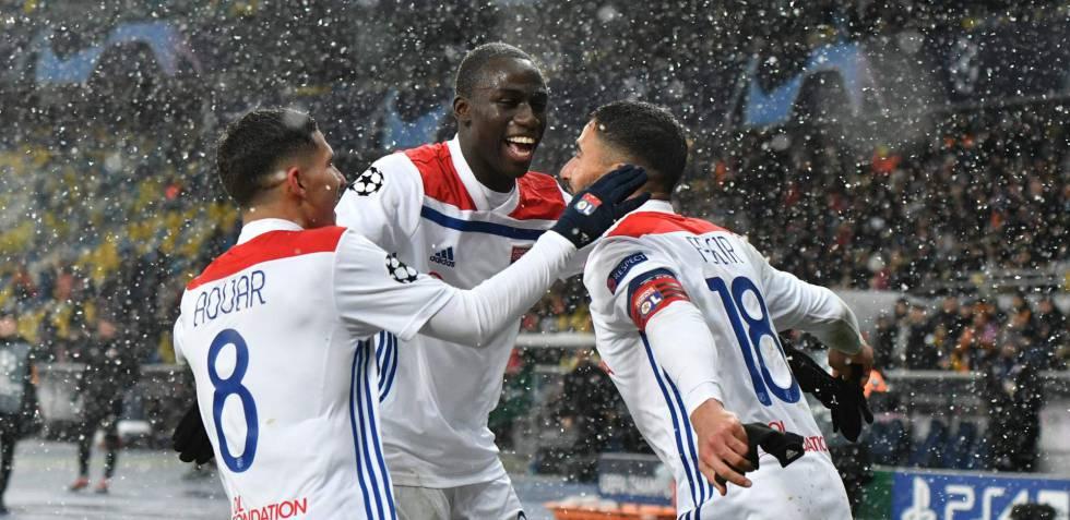 OL: El Olympique de Lyon, un equipo de atletas   Deportes   EL PAÍS