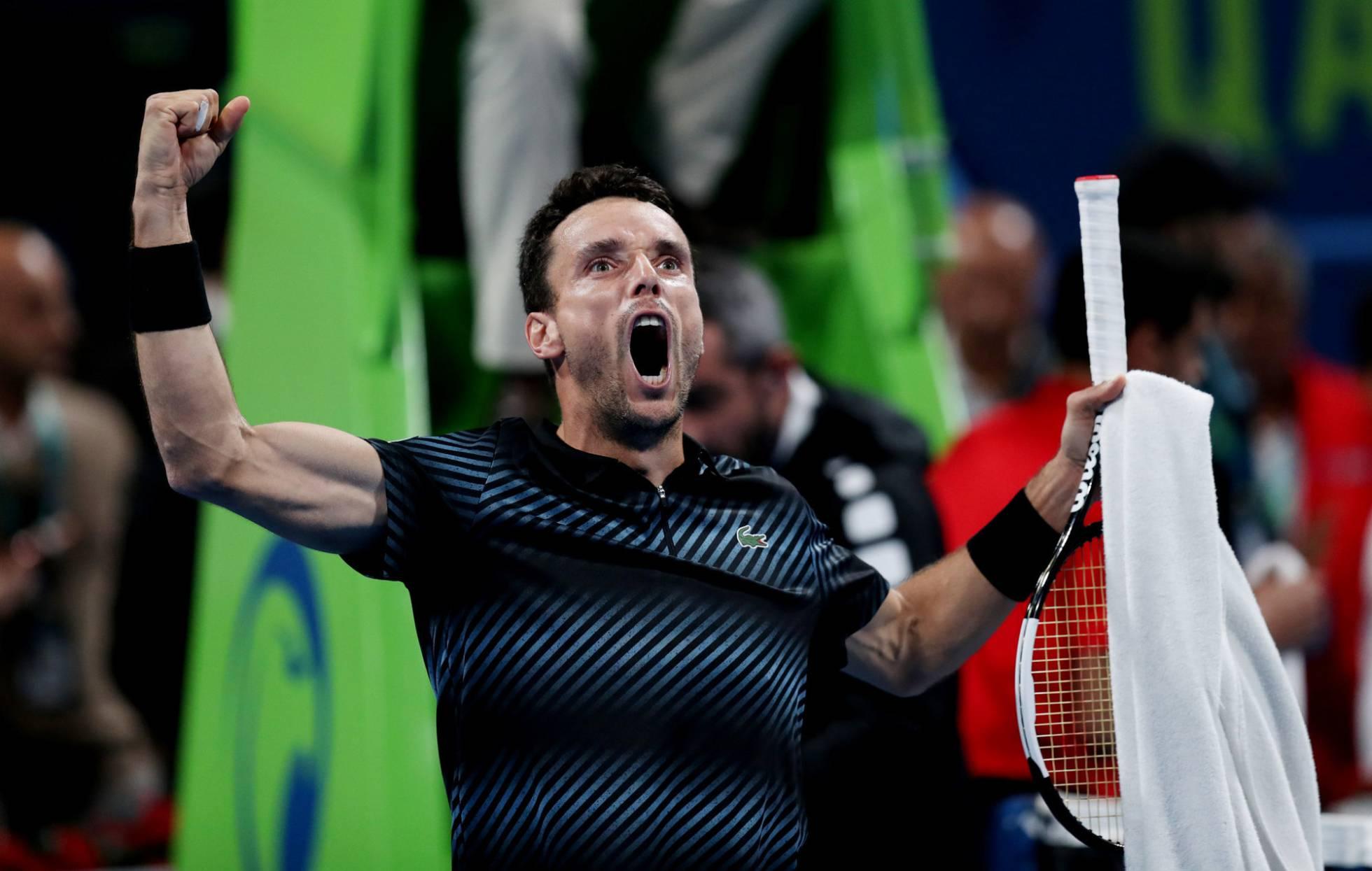 Bautista derrota a Djokovic en Doha