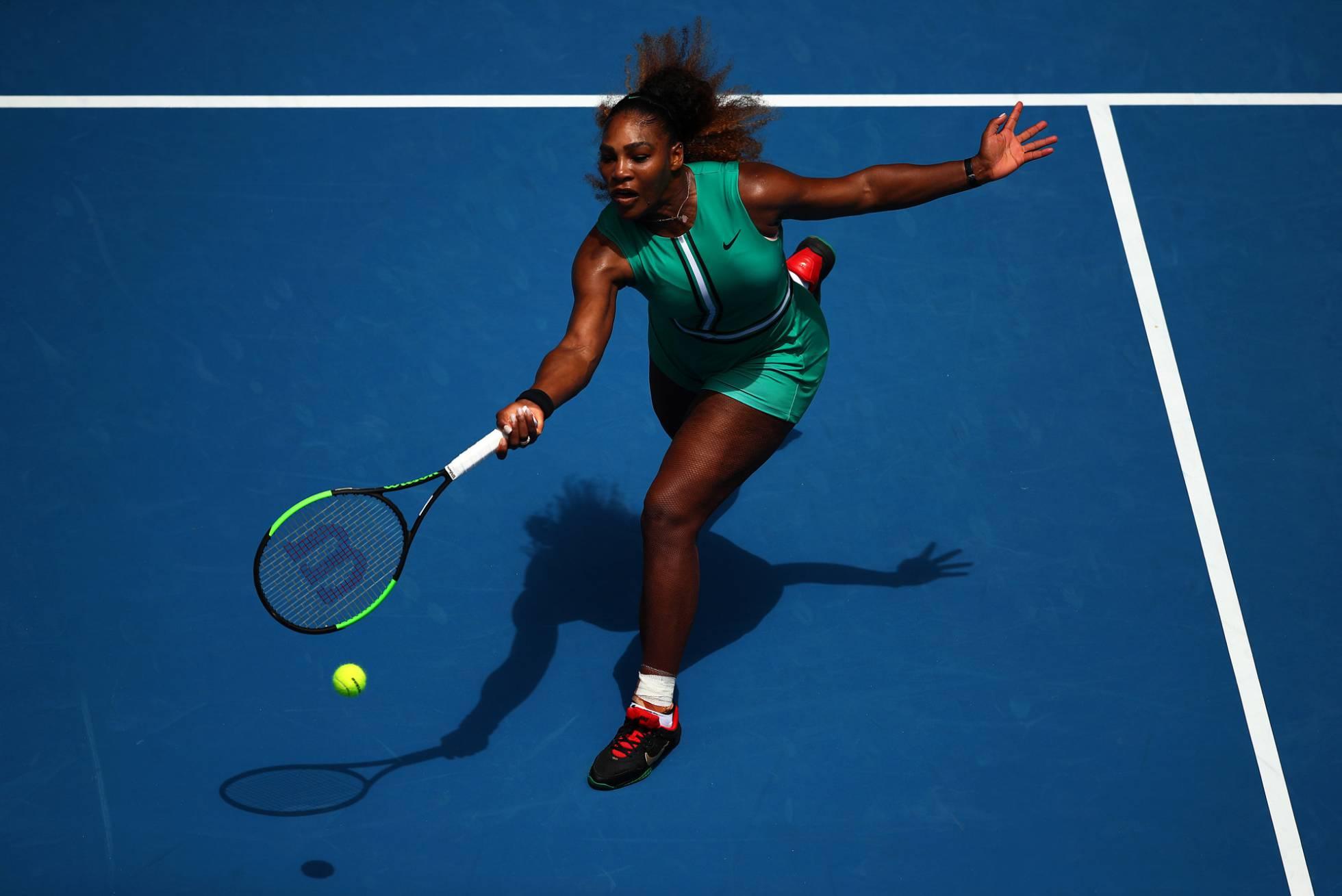 Serena Williams y la obsesión del 24