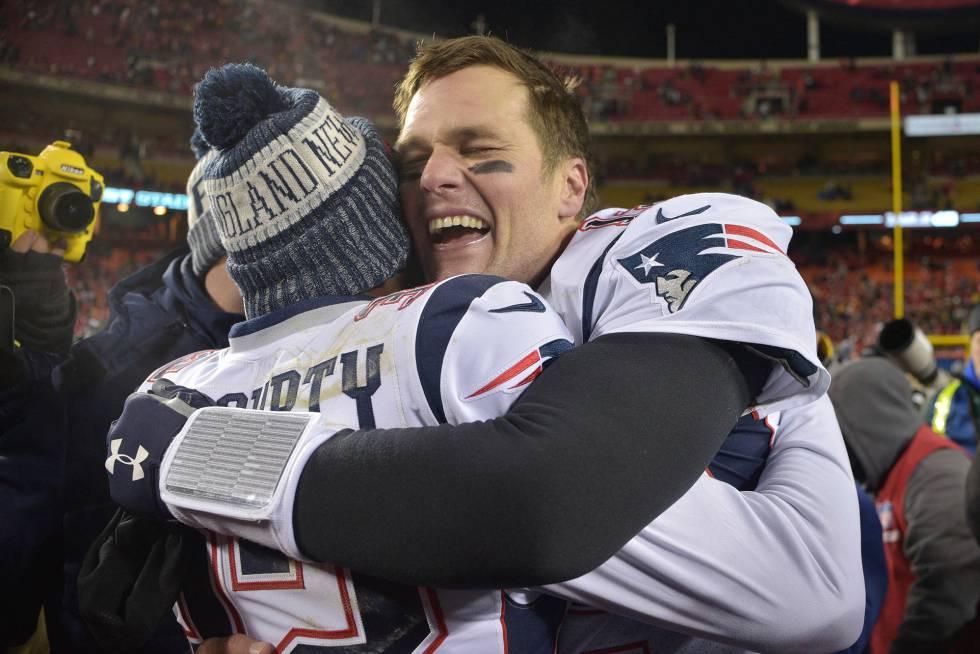 NFL: Tom Brady lleva a los Patriots al Super Bowl 2019 ...