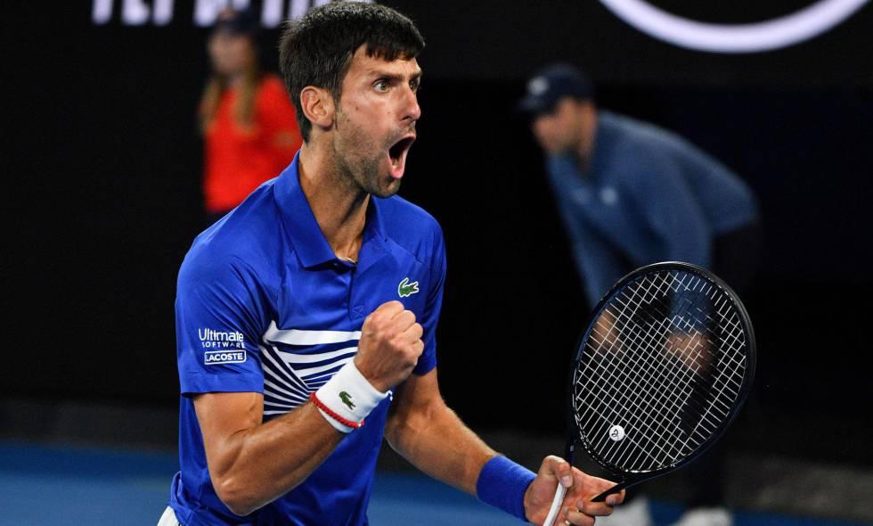 b6f06e9ba3 Djokovic derrota a Nadal en tres sets en la final del Open de ...