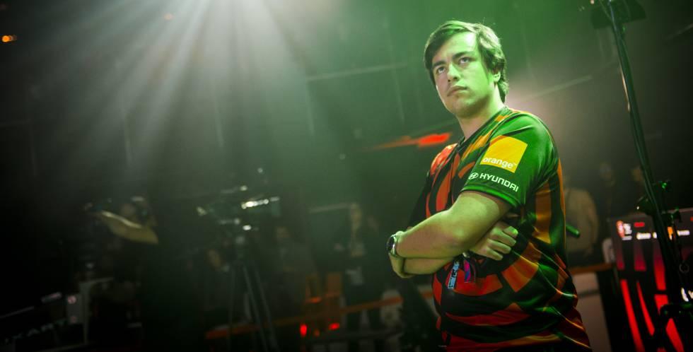 Jaime Álvarez 'Gravesen' en el segundo torneo de la Virtual LaLiga eSports Santander.