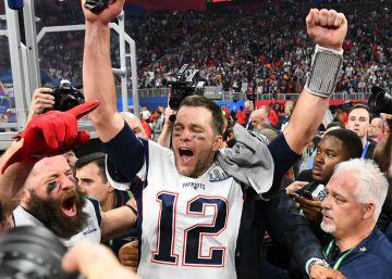 d7c7028d196ab Los Patriots de Tom Brady se convierten en los reyes absolutos de la NFL