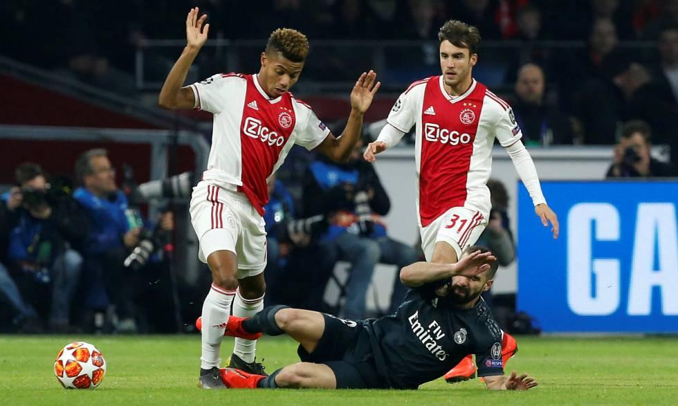 Asensio da la victoria al Real Madrid ante el Ajax  a6ae96572eb0d