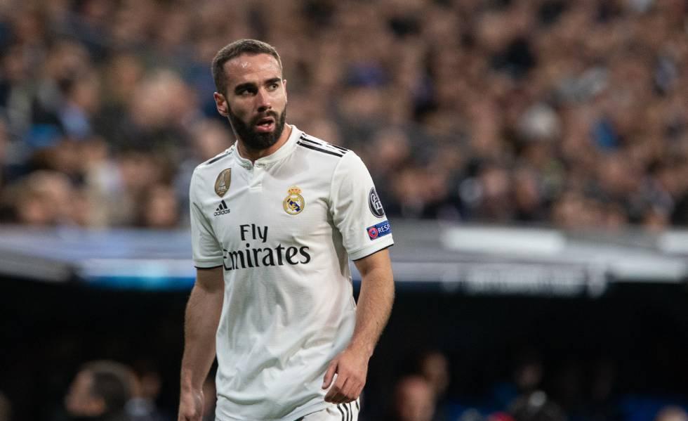 Carvajal y Lucas Vázquez también se rompen y no estarán en Valladolid |  Deportes | EL PAÍS