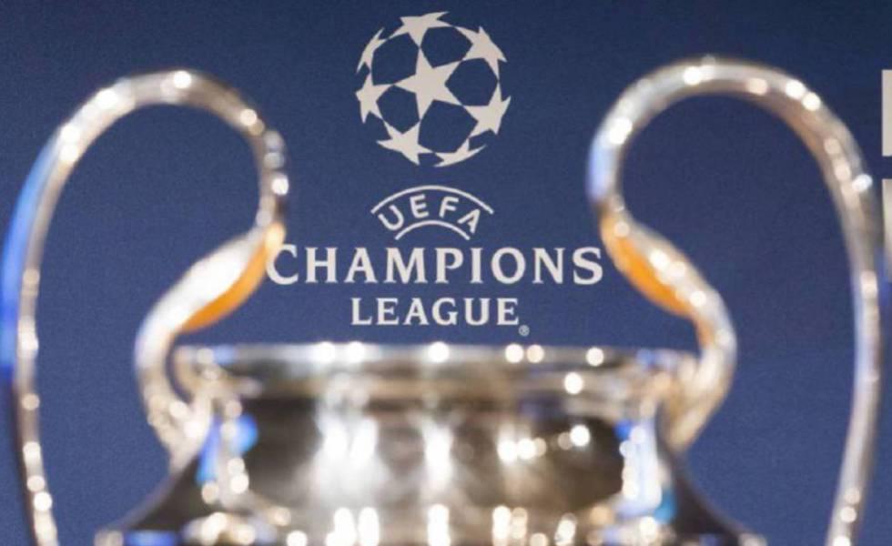 Los sorteos de cuartos y semifinales de la Champions se realizarán a ...