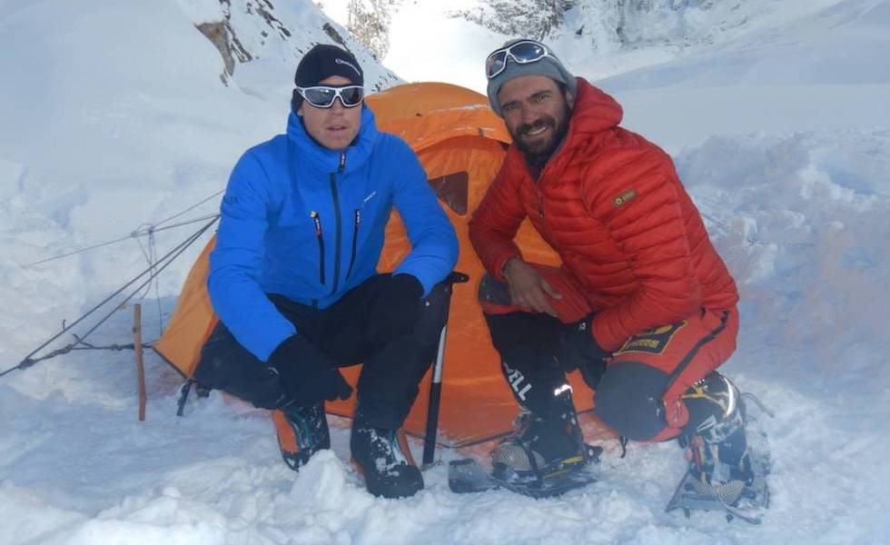 alpinistas nanga parbat