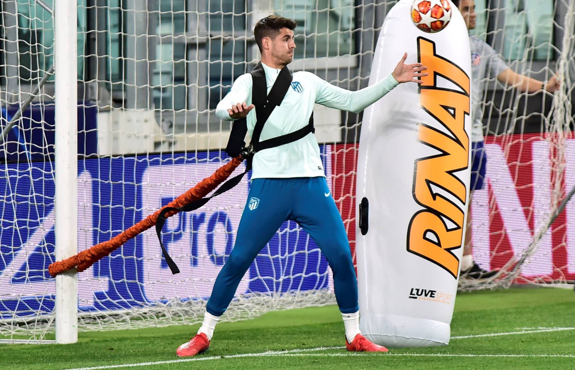 Simeone afila a Morata para sobrevivir a la Juventus