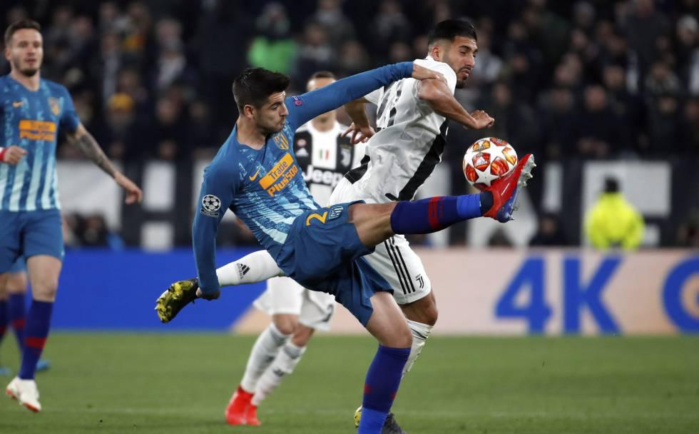 Juventus Atletico de Madrid