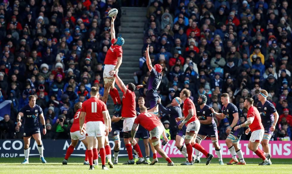 Calendario Mundial Rugby 2019.Torneo Seis Naciones De Rugby Calendario Y Resultados De