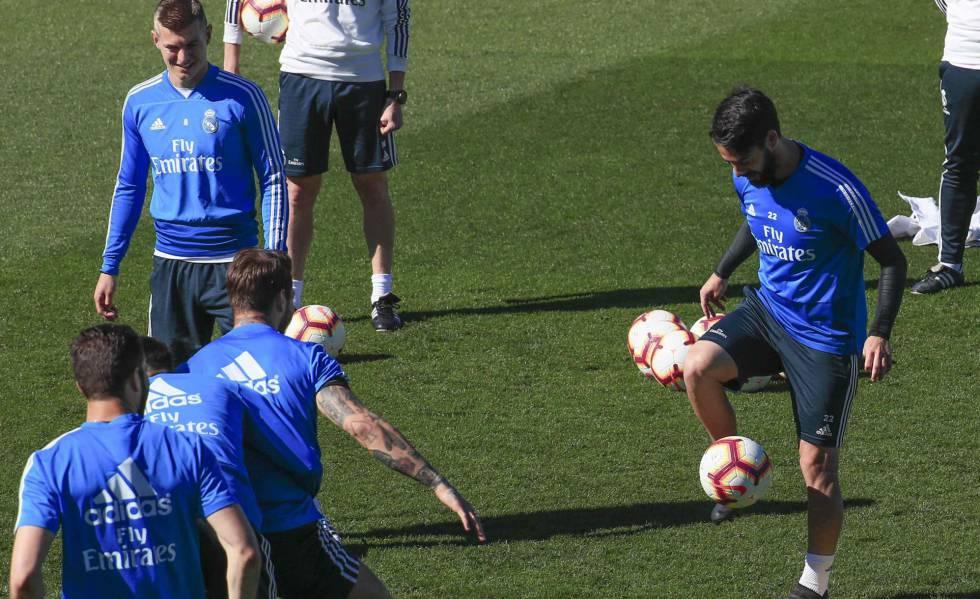 Real Madrid - Celta  A Isco se le abre el cielo  17a833baba0a3