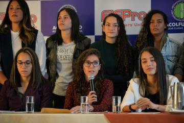 Las futbolistas colombianas desatan una revolución