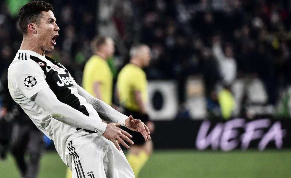 Sancion Cristiano Ronaldo