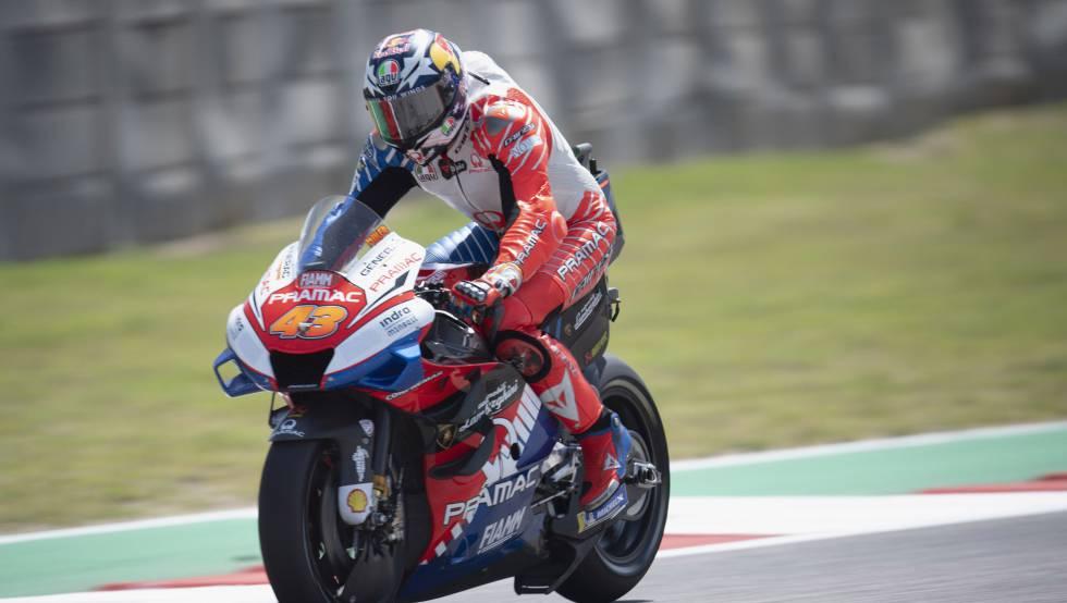 abbfe624dcf GP de las Américas 2019: horarios y dónde ver la carrera de MotoGP ...