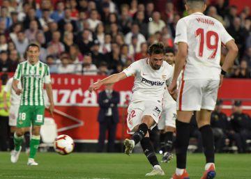 d4bd3260bf2fb El Sevilla juega al fútbol y el Betis