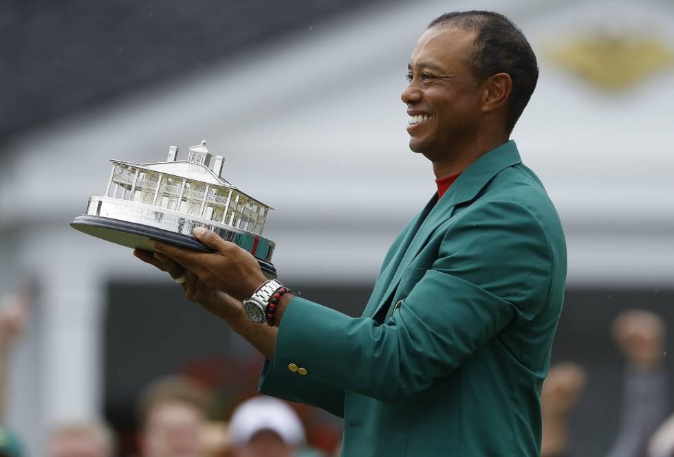 a7a83cff1 Tiger Woods reescreve sua história
