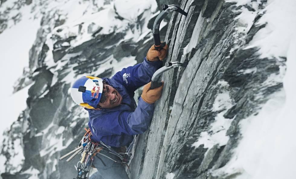 Resultado de imagem para alpinista