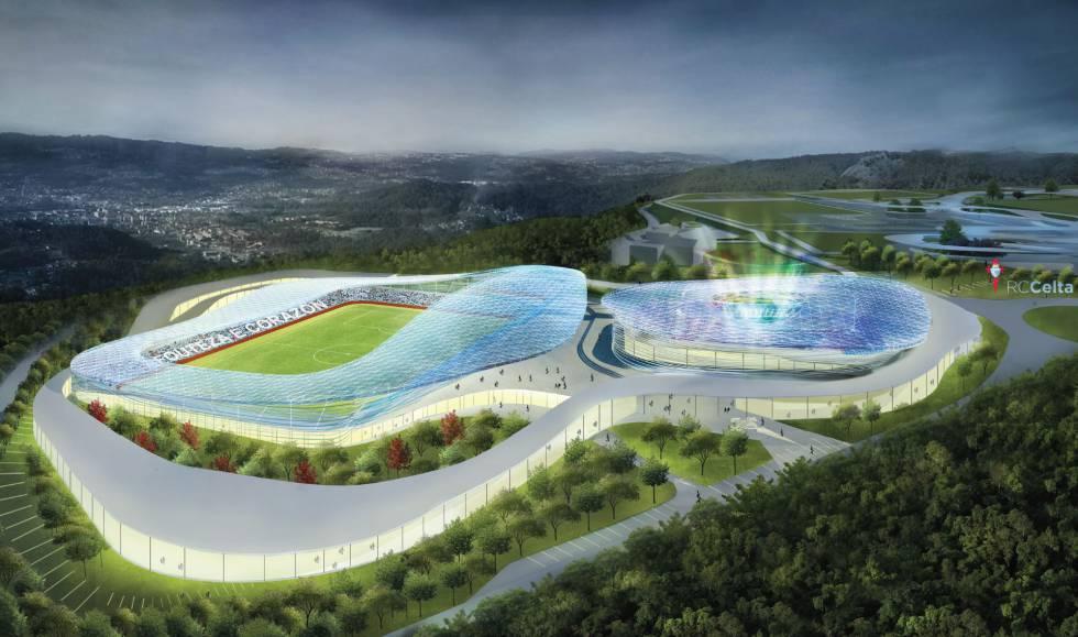 Más importante que cualquier fichaje: así serán las ciudades deportivas del futuro