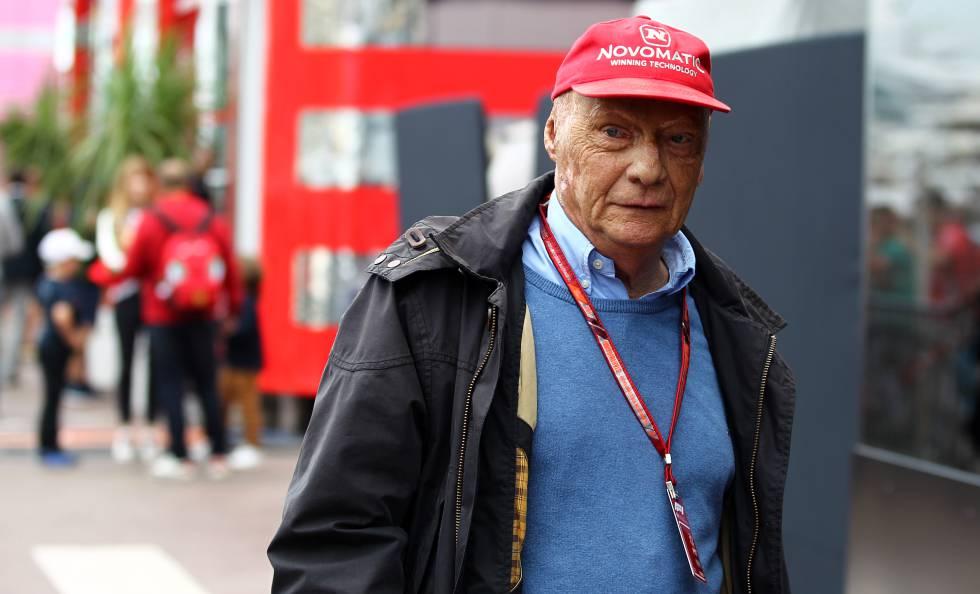 Muere Niki Lauda, legendario piloto de la Fórmula 1