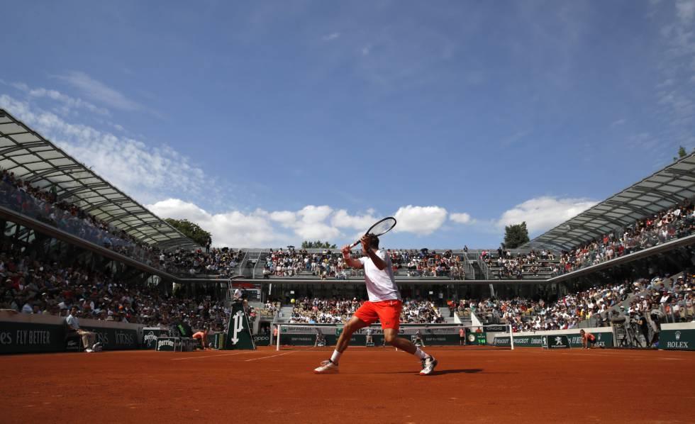Roland Garros se jugaría con público en las arenas, así lo reveló el presidente de la FFT