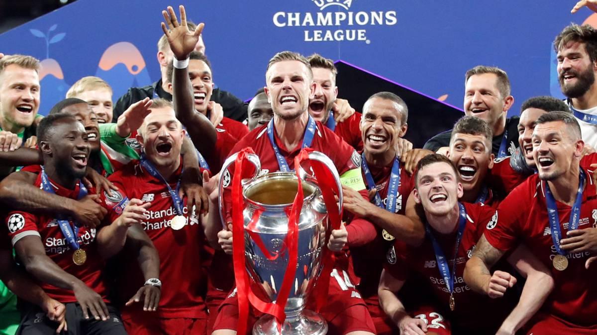 Liverpool Campeón 2019 -2020 ¿Quién será el próximo? Mira como viene la CL aquí